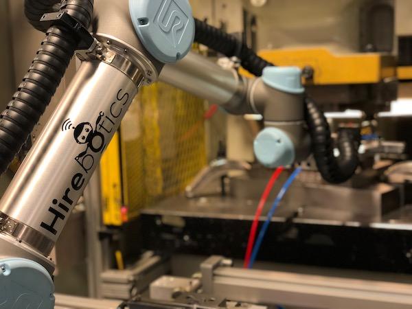 Collaborative Robots for Hire